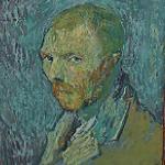 Self portrait by Vincent van Gogh (StreetView)