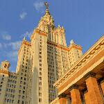 Moscow State University, main building