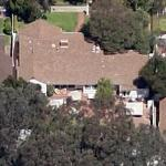 Albert Brooks' House in 'This is 40' (Google Maps)