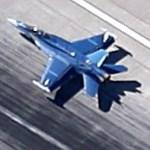 "F/A-18C VFA-122 ""Flying Eagles"" (Google Maps)"