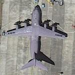 Airbus A400M Atlas (Google Maps)