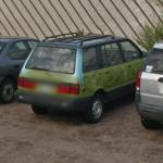 """Art Car"" (StreetView)"