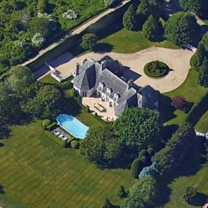 Thomas Sandell's House (Google Maps)