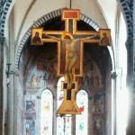 Crucifix by Giotto di Bondone (StreetView)