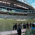 Seattle Sounders game (StreetView)