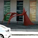 'The Crab' by Alexander Calder (StreetView)