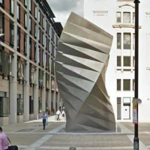 'Paternoster Vents' by Thomas Heatherwick (StreetView)