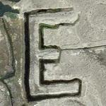 "Big ""E"" (Google Maps)"