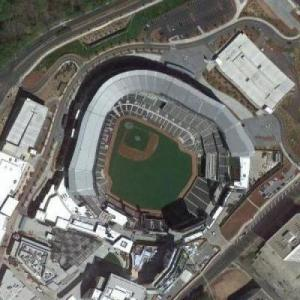 SunTrust Park (Google Maps)