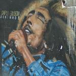 Bob Marley graffiti (StreetView)