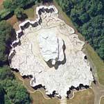 Closerie Falbala - Jean Dubuffet (Google Maps)