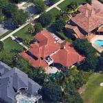 Brian Gay's House (Google Maps)