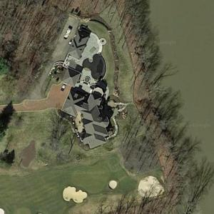 Jason Day's House (Google Maps)