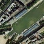 Bassin de Villette (Google Maps)