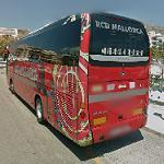 RCD Mallorca bus