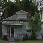 Muhammad Ali's Childhood Home (StreetView)