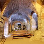 Catacomb of Priscilla (StreetView)