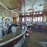RMS Queen Mary - The Observation Bar (StreetView)