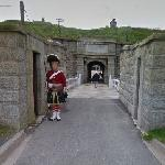 Entrance to Halifax Citadel (StreetView)