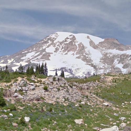 Mount Ranier (StreetView)