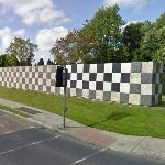 'Limerick Wall' by Sean Scully (StreetView)