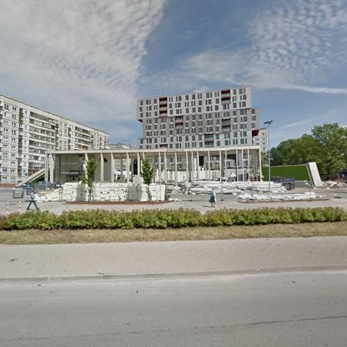 2013 Riga Maxima superstore collapse site (StreetView)