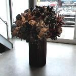 'Shoe Bouquet' by Willie Cole (StreetView)