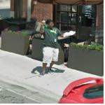 Excited About Lunch (StreetView)