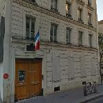 Georges Clemenceau's house (StreetView)