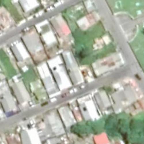 Rihanna's Childhood Home (Google Maps)