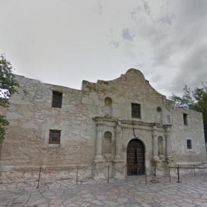 The Alamo (StreetView)