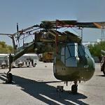 Sikorsky CH-54 Tarhe (StreetView)