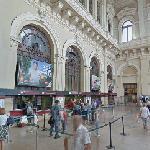 Genova Brignole railway station in Genoa, Italy (Google Maps)