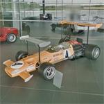 1969 McLaren M7C Formula One car (StreetView)