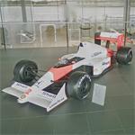 1989 McLaren Formula One car