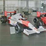 1990 McLaren Formula One car (StreetView)