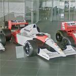 1991 McLaren Formula One car