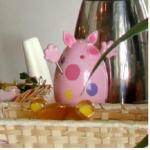 Pig Decoration (StreetView)