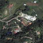 """""""La Catedral"""" prison (""""Hotel Escobar"""") (Google Maps)"""