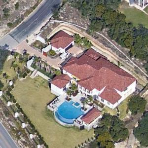 J. J. Redick's House (Google Maps)