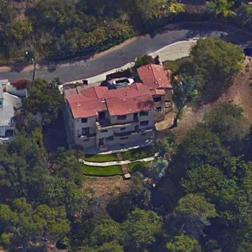 Big Houses In Los Angeles California: Big Sean's House In Los Angeles, CA (Google Maps