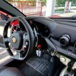 Inside a Ferrari F12berlinetta (StreetView)