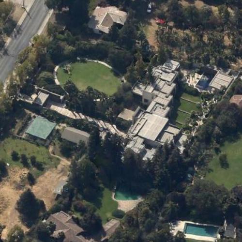 iris fontbona u0026 39 s house in santiago  chile  google maps