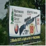 Air Rifle Billboard (StreetView)