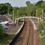 Hartwood railway station (StreetView)