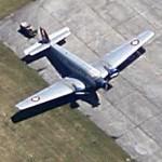 Junkers Ju-52/3m (HB-HOT) (Google Maps)