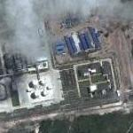 Fuel storage and processing (Google Maps)