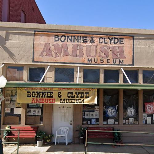 Bonnie and Clyde Ambush Museum (StreetView)