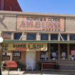 Bonnie and Clyde Ambush Museum