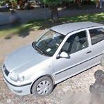 Volkswagen Polo (StreetView)